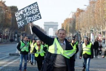 """السلطات الفرنسية تحشد الآلاف من رجال الأمن تحسبا لمظاهرات """"السترات الصفراء"""""""
