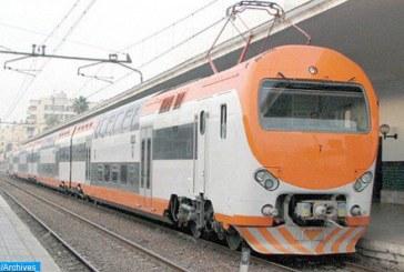 المكتب الوطني للسكك الحديدية يضع مخطط نقل خاص بمناسبة العطلة
