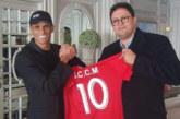 """ريفالدو """"يوافق مبدئيا"""" على تدريب فريق مغربي عريق"""