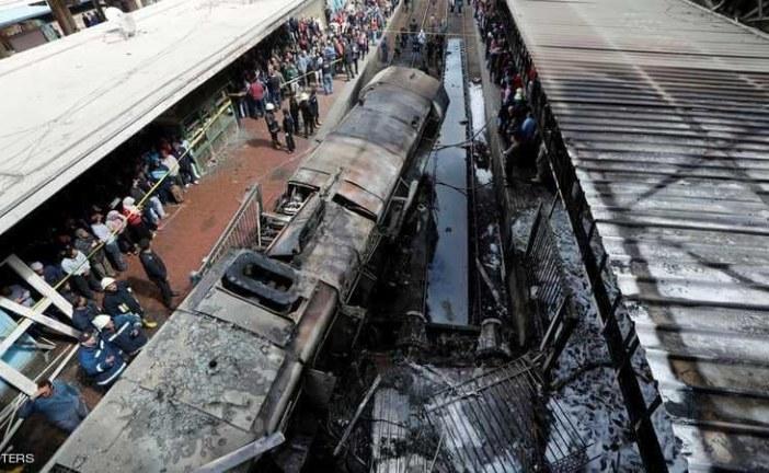 مصر رسميا… الكشف عن سبب فاجعة قطار رمسيس