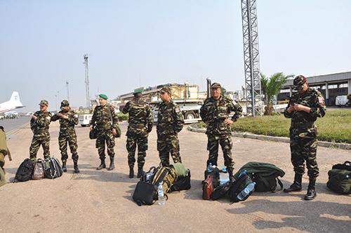 الأطباء العسكريون جنبا إلى جنب مع المرضى بالمناطق النائية شرق المملكة