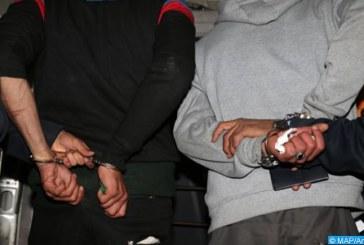 الداخلة… توقيف شخصين بينهما قاصر متهمين بالسرقة من داخل محلات سكنية