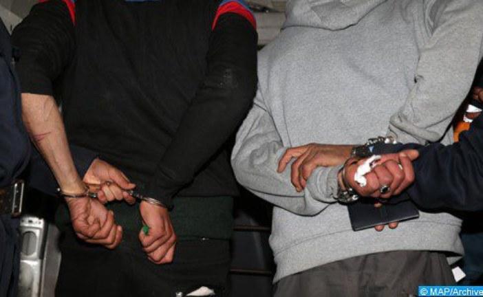 توقيف شخصين بسلا للاشتباه في تورطهما في حيازة مخدر الكوكايين