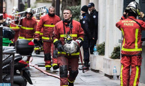 شابة مغربية ضمن قتلى الحريق الذي شب بمبنى سكني بباريس