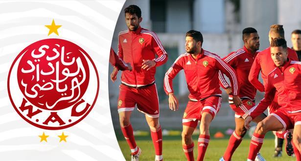 """الوداد يطالب """"الكاف"""" بتغيير ملعب رادس وبتوفير الحماية للاعبيه وجماهيره فوق الأراضي التونسية"""