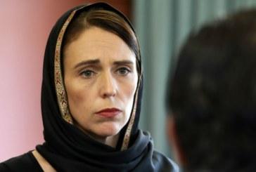 رئيسة وزراء نيوزيلندا تلقت بيان منفذ اعتداء كرايستشيرش قبل  دقائق من بدء الهجوم