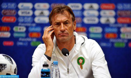 (مباراة المغرب – مالاوي): رونار يعلن عن اللائحة النهائية لأسود الأطلس ال 18