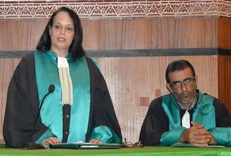 الأستاذة العالية الهاشمي نموذج للمرأة المساهمة في كل المجالات