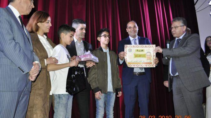 الفضاء المغربي الإيطالي ومرصد نبذ الإرهاب يكرمان الطفل آدم الحمامي بميلانو