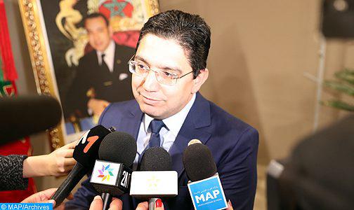 المغرب والأردن يشددان على ضرورة إنهاء الأزمة السورية ووقوفهما إلى جانب العراق