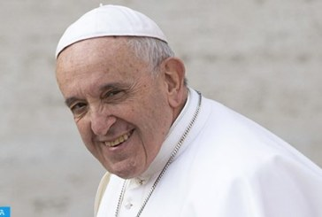 البابا فرنسيس يغادر مطار روما فيوميتشينو باتجاه المغرب