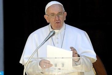 نص خطاب البابا فرانسيس خلال مراسم الاستقبال الرسمي الذي خصه به أمير المؤمنين بباحة مسجد حسان بالرباط