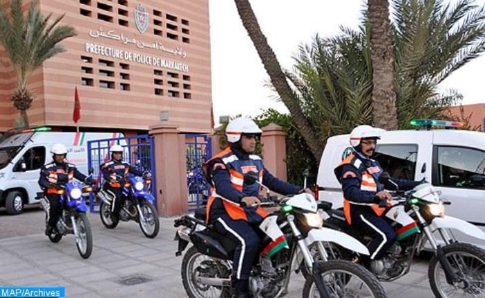 ولاية أمن مراكش تشن الحرب على الجريمة تزامنا مع شهر رمضان