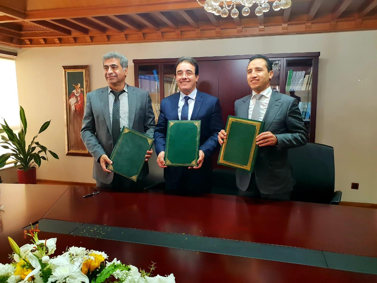 توقيع اتفاقية شراكة لتنظيم الدورة 2 للجامعة الربيعية لفائدة الشباب المغاربة بالخارج ببني ملال