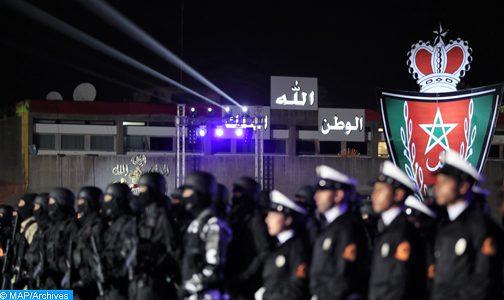 المديرية العامة للأمن الوطني تطلق النسخة الإلكترونية من مجلة الشرطة