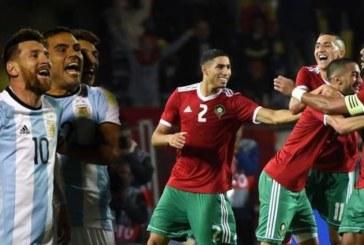 الجامعة تكشف موعد انطلاق عملية بيع تذاكر مباراة المغرب والأرجنتين