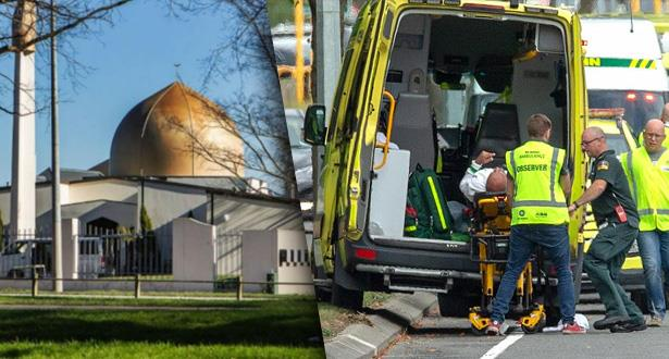 وقفة بالبيضاء تنديدا بالاعتداء الإرهابي على مسجدين بنيوزيلندا