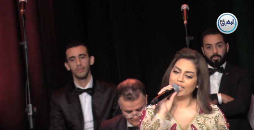 بالفيديو… لمياء الزايدي تلهب سينما ميغاراما بالدار البيضاء  بأغاني رائعة