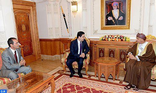الملك محمد السادس يوجه رسالة إلى سلطان عمان