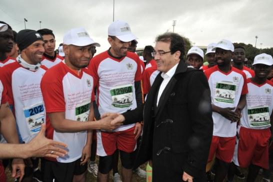 تنظيم الدورة الخامسة لماراطون الرباط بمشاركة 50 عداء من المهاجرين المقيمين بالمغرب