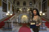 تقديرا لمسارها الإبداعي الحداثي: سوزان ستراندانجر تحوز على الجائزة الدولية كارافاجيو للفن