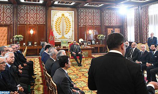 الملك محمد السادس يترأس جلسة جديدة خاصة بالتكوين المهني