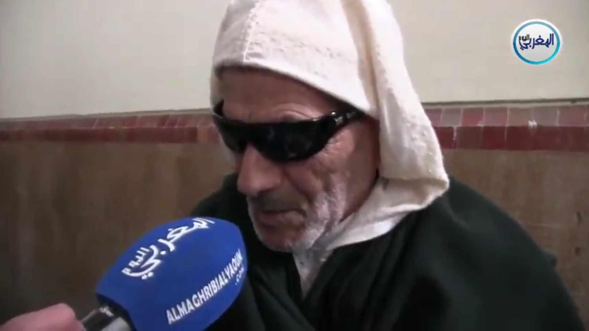 بالفيديو… والد حميد المهداوي يتمنى هذه الأمنية ساعات قبل الحكم على إبنه