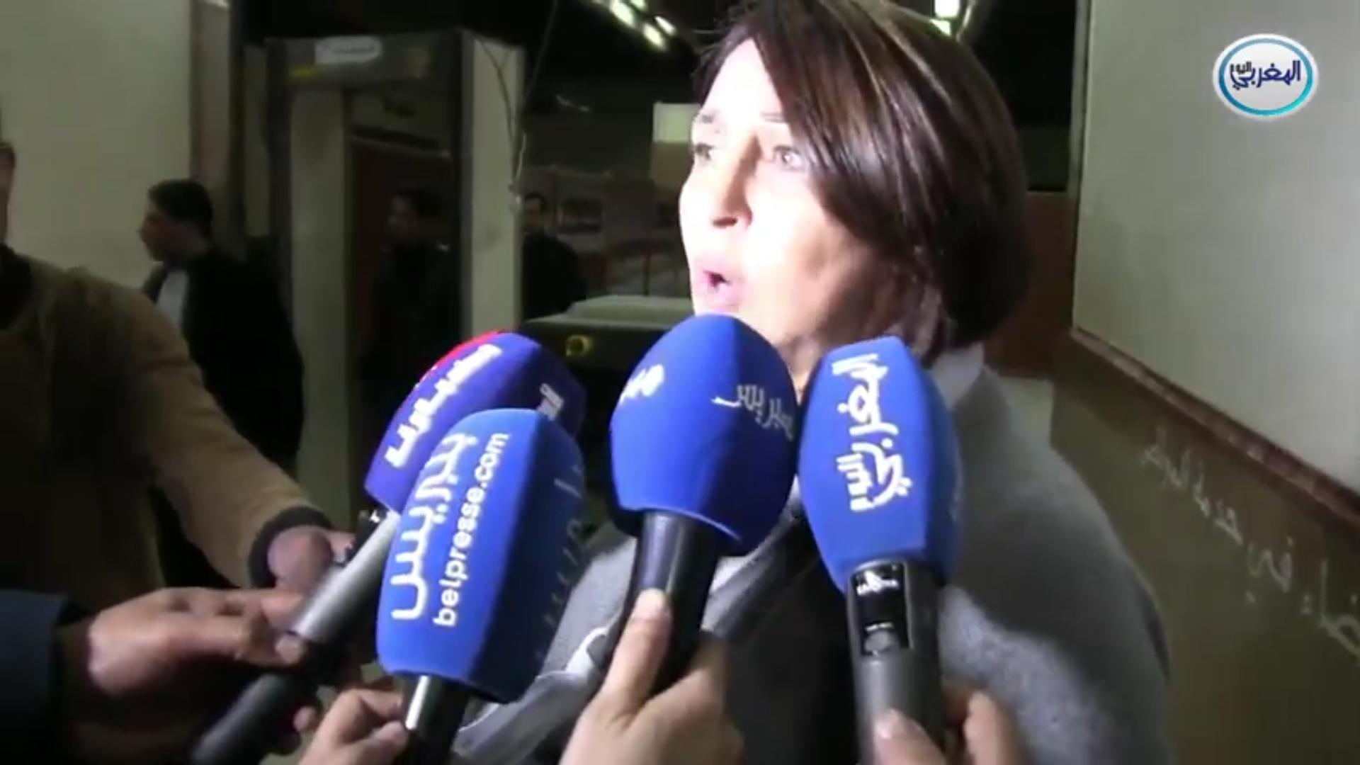 نبيلة منيب تعلق على الأحكام الصادرة ضد معتقلي الريف + فيديو