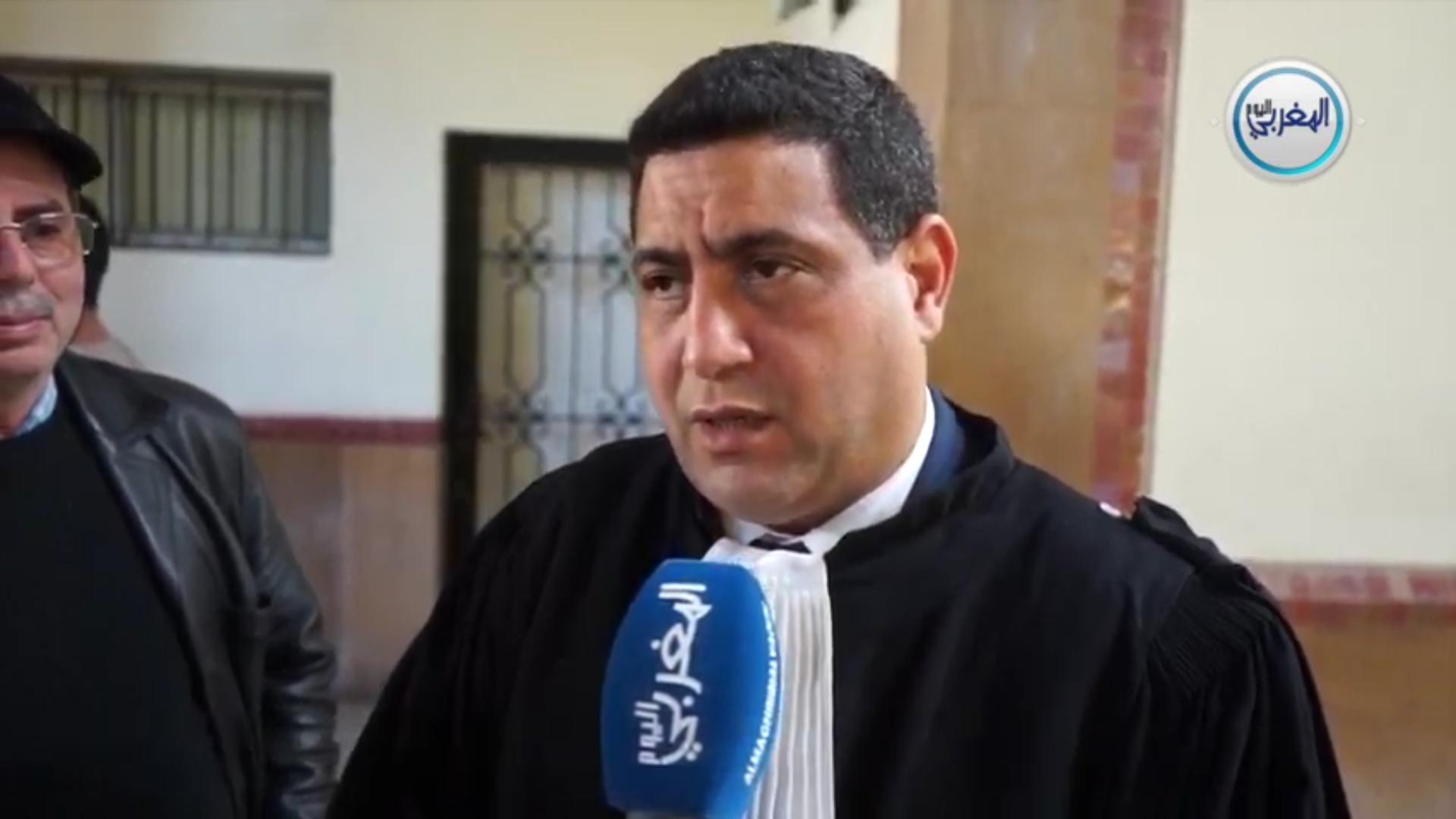 بالفيديو… المحامي الهيني يحكي عن ما قام به المحامي زيان داخل جلسة محاكمة بوعشرين