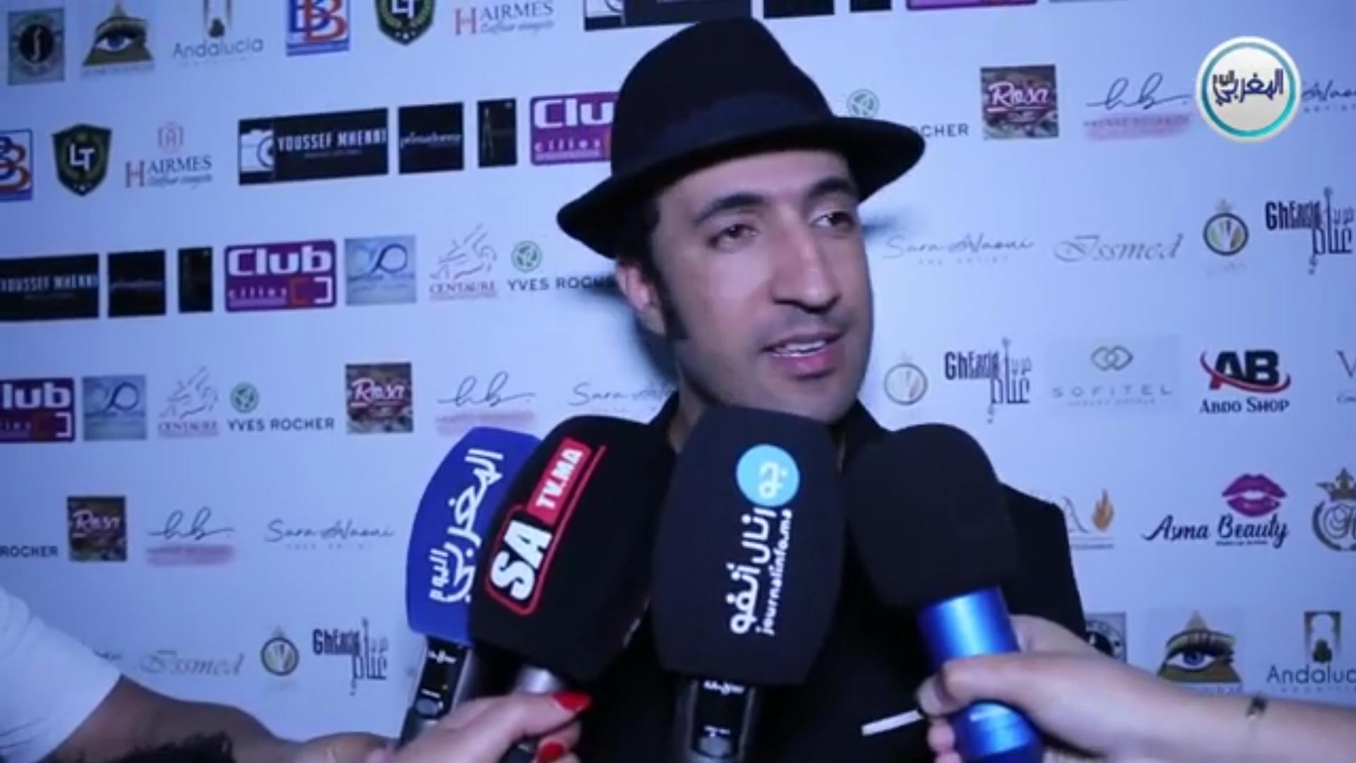 بالفيديو… الفنان الشاب عصام كمال يكشف عن مفاجأة سارة للجمهور المغربي