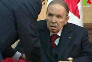 بوتفليقة يستعد لإعلان استقالته من الرئاسة بالجزائر