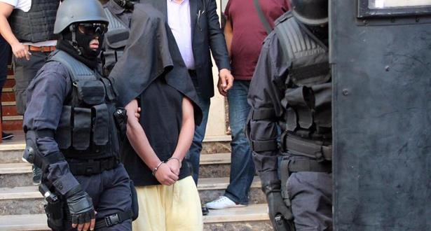 """تفكيك خلية إرهابية موالية لتنظيم """"داعش"""" الإرهابي تتكون من 6 أفراد بمدينة سلا"""