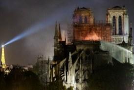 تبرعات مالية سخية من فرنسا والعالم لإعادة بناء كاتدرائية نوتردام
