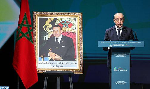 الملك يوجه رسالة للمشاركين في الاجتماع السنوي لمجموعة البنك الإسلامي للتنمية لعام 2019 بمراكش