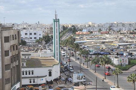 مجلس المدينة يقرر نقل أشهر الأسواق بالدار البيضاء إلى الضواحي