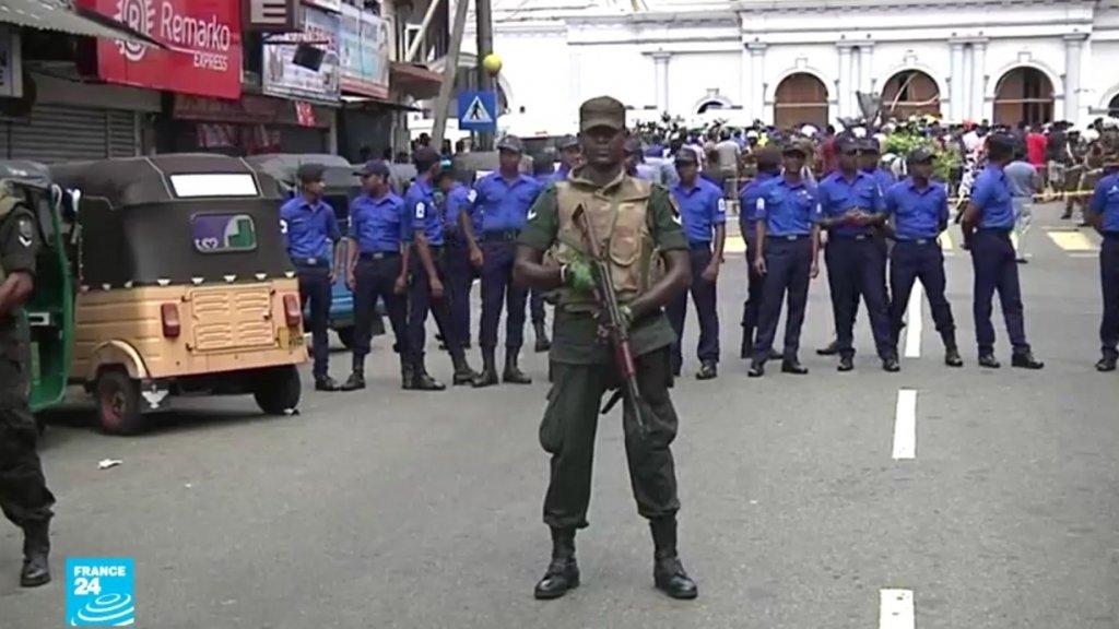 حصيلة ضحايا تفجيرات سريلانكا ترتفع إلى 207 قتلى وأكثر من 450 جريحا