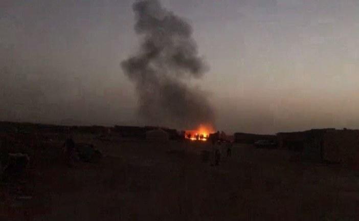 مخيمات تندوف على صفيح ساخن بعد اندلاع مواجهات غير مسبوقة