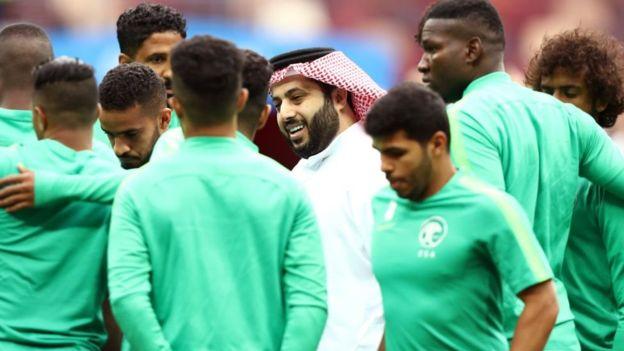 تركي آل الشيخ يرغب في شراء هذا النادي المغربي وتحويله لرقم قوي بالمعادلة