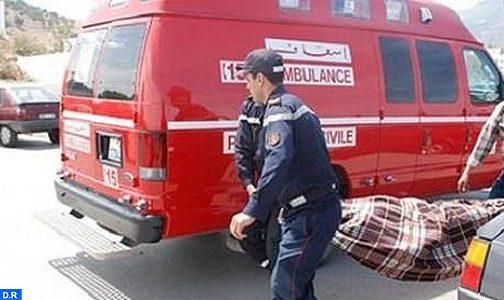العثور على جثة مواطنة من جنسية فرنسية بعد سقوطها عرضيا بمنحدر صخري بالحوز