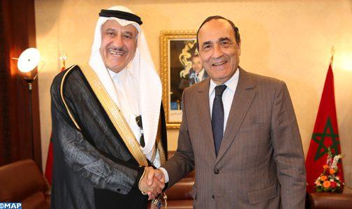سفير السعودية بالرباط يؤكد أن بلاده تقف دائما مع الوحدة الترابية للمغرب