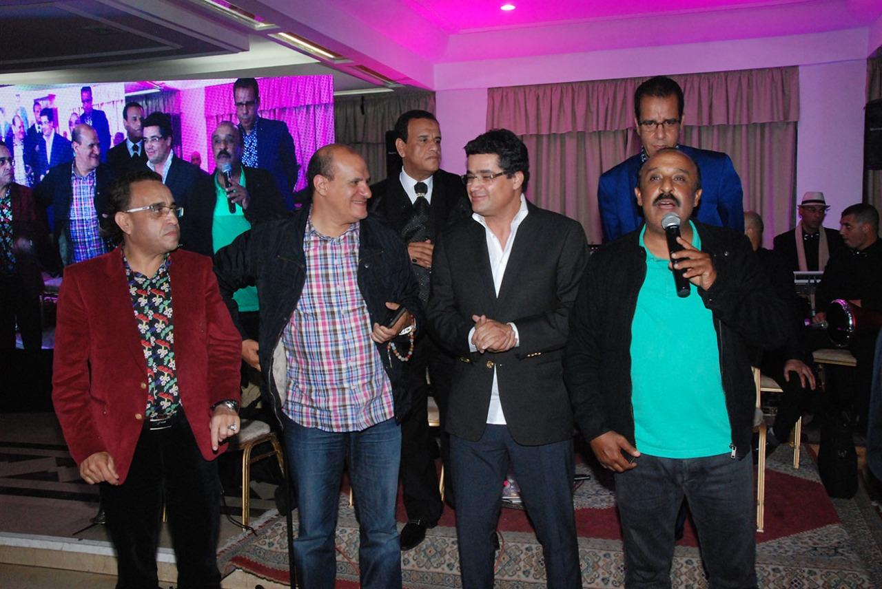ليلة سفراء الفن والرياضة تكرم عبد اللطيف العراقي وسلوى الجوهري
