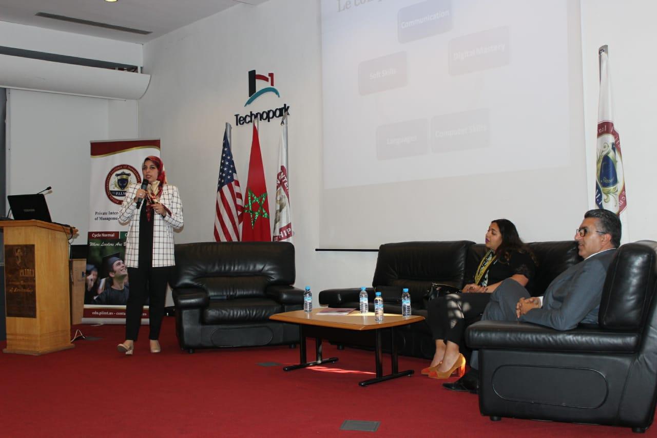 البيضاء… لقاء حول المفاهيم الخاصة بالعلامة التجارية الشخصية وكيفية خلق شبكات تواصلية عبر الأنترنت