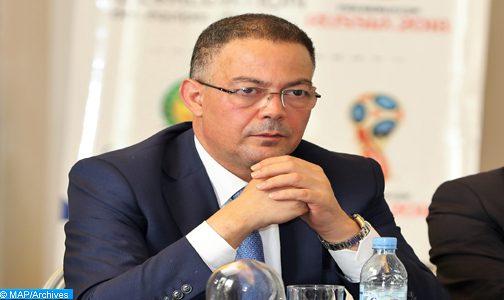 الجامعة الملكية المغربية لكرة القدم تتخذ قرارات مهمة بخصوص ما تبقى من مباريات البطولة وتجميد أنشطة الوسطاء المسجلين لديها