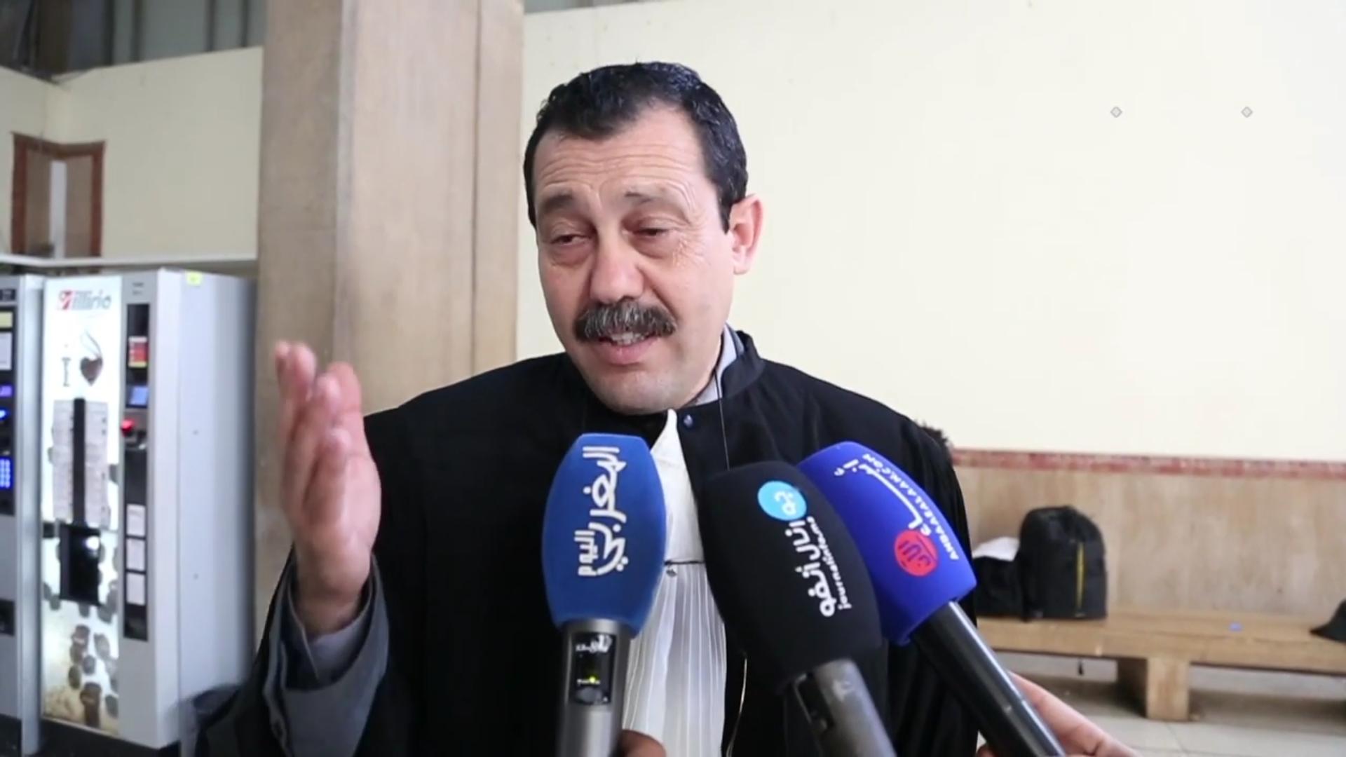 بالفيديو… المحامي حاجي يكشف مهندسي القرار الأممي في ملف توفيق بوعشرين
