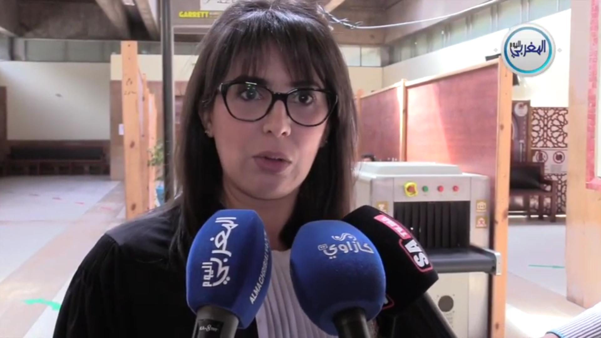 """بالفيديو… المحامية مريم جمال الإدريسي """"لهذه الأسباب بوعشرين غير محظوظ"""""""