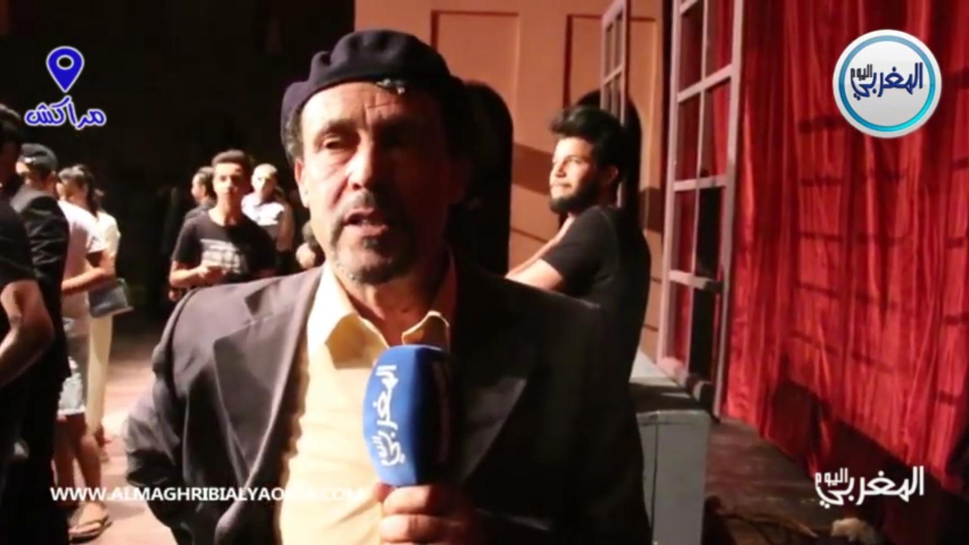 بالفيديو… الممثل بنعيسى الجيراري يدخل على الجدل حول المساواة في الإرث