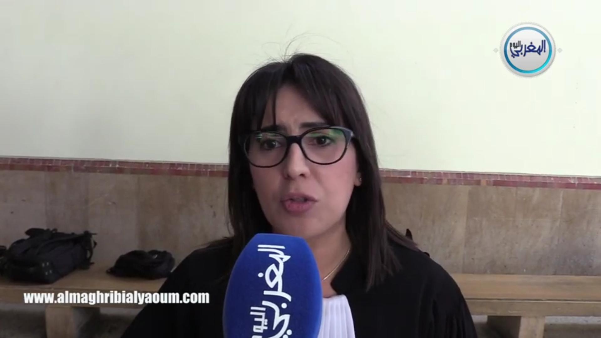 بالفيديو… المحامية مريم الإدريسي النيابة العامة قامت بخطوة جريئة في ملف بوعشرين