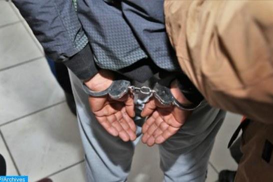 توقيف 6 أفراد من عائلة واحدة احتجزت شرطيا وعنفته بسلا