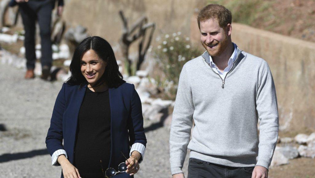 بريطانيا… الأمير هاري وزوجته ميغان ماركل يرزقان بمولود ذكر