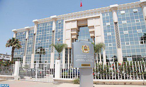 الوزير عبيابة يستقبل أعضاء اللجنة التنظيمية للجائزة الوطنية الكبرى للصحافة